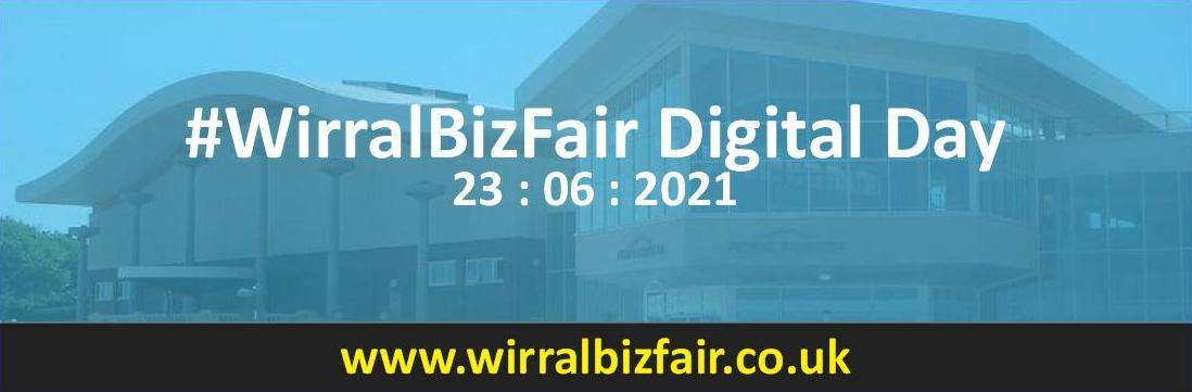 #WirralBizFair Digital Day