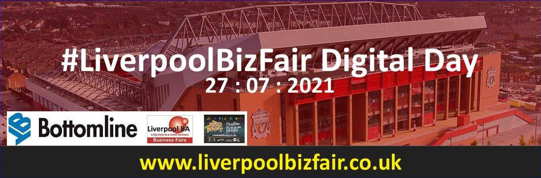 #LiverpoolBizFair Digital Day